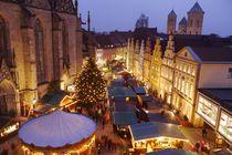 Historischer Weihnachtsmarkt in Osnabrück